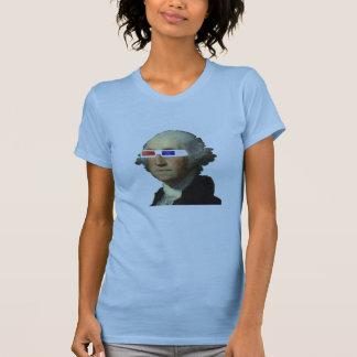 George Washington en 3D Camisas