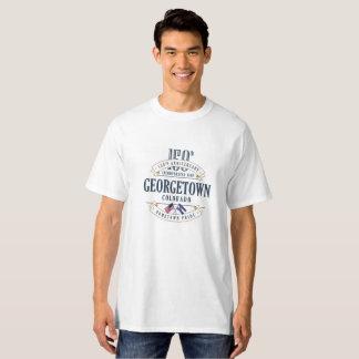Georgetown, Colorado 150o Anniv. Camiseta blanca