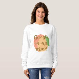 Georgia en mi camiseta de la mente