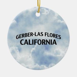 Gerber-Las Flores California Ornamentos De Reyes