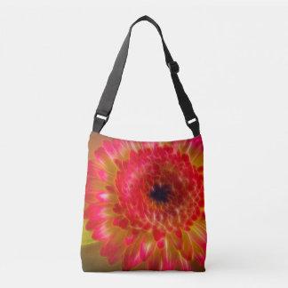 Gerberas hermosos flor, la bolsa de asas