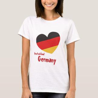 Germany Alemania shirt women Camiseta