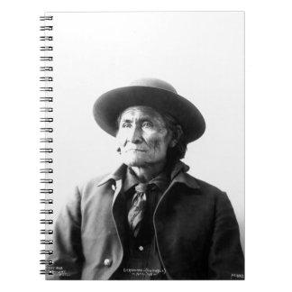 Geronimo (Guiyatle) 1898 Libretas Espirales
