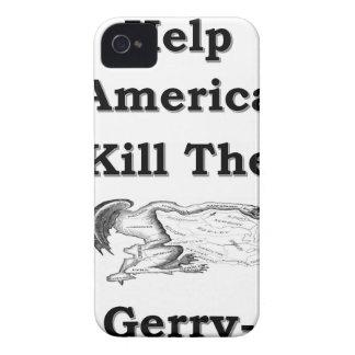 Gerry Carcasa Para iPhone 4 De Case-Mate
