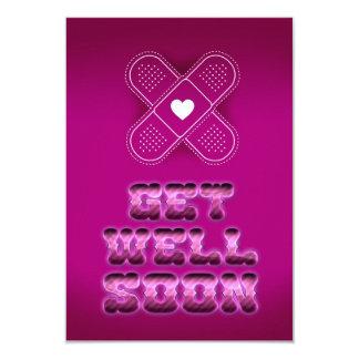 Get well Soon Anuncio