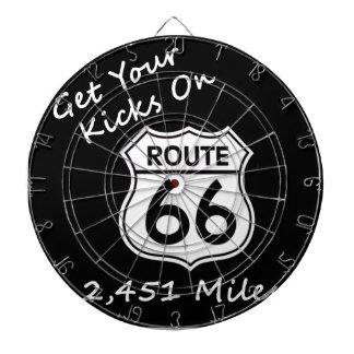 get_your_kicks en la ruta 66 de los E.E.U.U. Diana