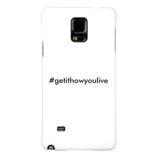 #getithowyoulive funda galaxy note 4