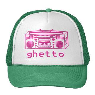 ghetto gorras de camionero