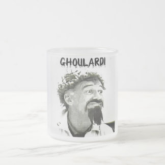 Ghoulardi (refresqúelo que 4) heló 10 onzas. Taza