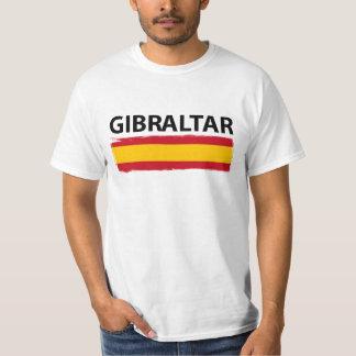 Gibraltar Espanol Camiseta