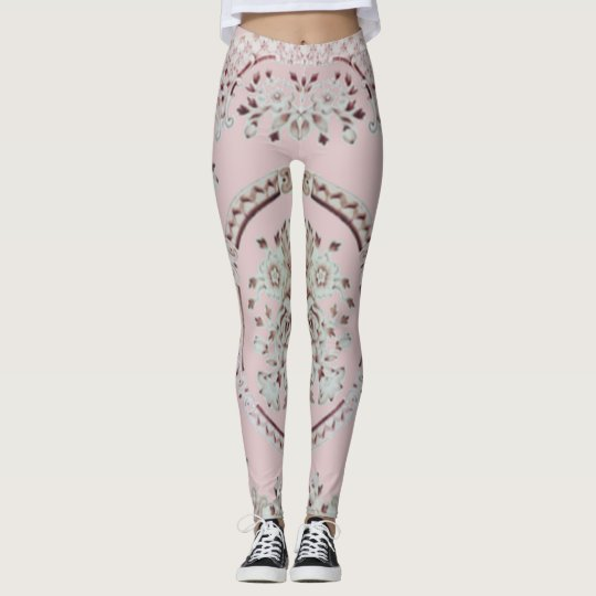 Gibson rosado leggings