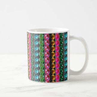 GIF decorativo gráfico del modelo de las joyas de Taza De Café