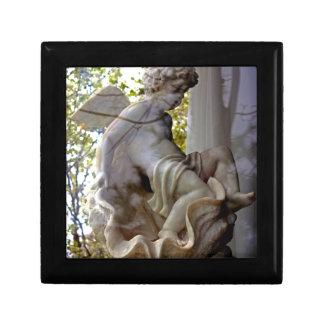Giftbox de Fenetre del La de Monet Ange Dans Caja De Regalo