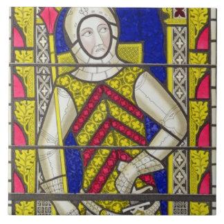 Gilbert de Clare, 3ro conde de Gloucester (1243-95 Teja
