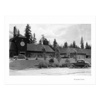 Gilchrist, opinión de centro comercial de Oregon Postal