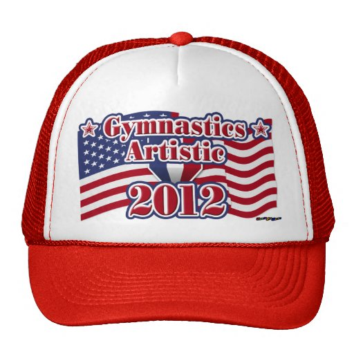 Gimnasia 2012 artística gorros
