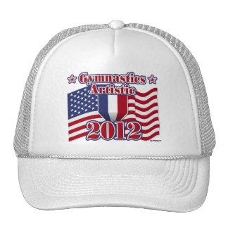 Gimnasia 2012 artística gorras de camionero