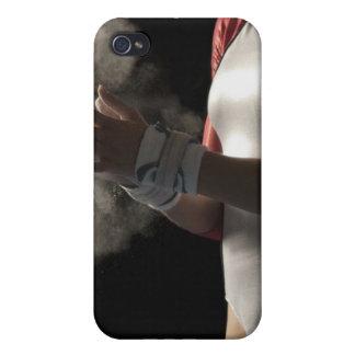 Gimnasta 3 iPhone 4/4S carcasas