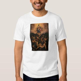 Giorgio Vasari: Alegoría de la Inmaculada Camiseta