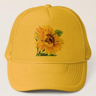 Girasol del sombrero