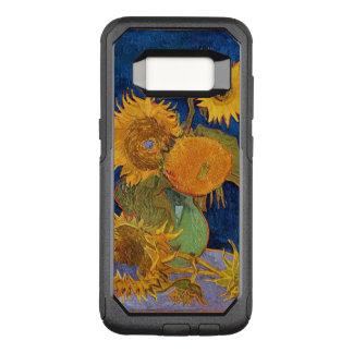 Girasoles de Van Gogh Funda Otterbox Commuter Para Samsung Galaxy S8