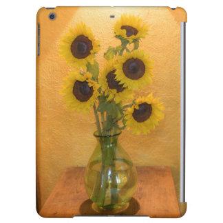 Girasoles en florero en el cuadro 2