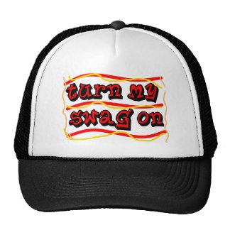 gire mi swag gorras de camionero