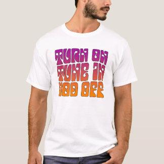 """""""Gírese, adaptan adentro, cabecean apagado"""" la Camiseta"""