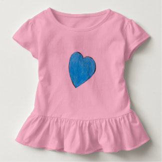 GirlLovesBlue Camiseta De Bebé