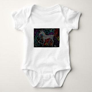 Gitano el unicornio mágico completo body para bebé