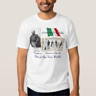 Giuseppe Garibaldi Camiseta
