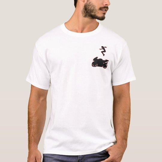 GixxerGirl Stunter Camiseta