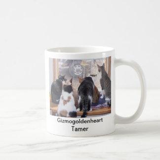 Gizmogoldenheart más doméstico taza