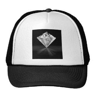 gl brillante de la moda de la joya de la gema del gorras
