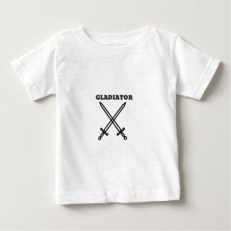 Gladiador Camiseta De Bebé