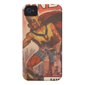 Gladiador gigante funda para iPhone 4 de Case-Mate