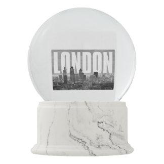 Globo de la nieve de Londres