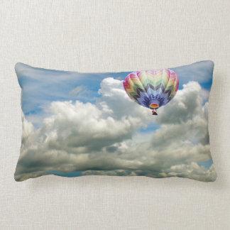Globo del aire caliente de la almohada (lumbar) -