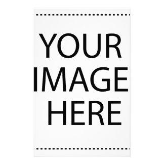 Globo del aire caliente del beagle papelería