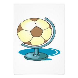 Globo del fútbol