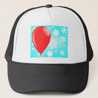 Globo del navidad gorra de camionero
