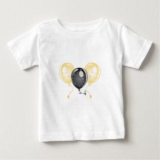 Globos de la graduación camiseta de bebé
