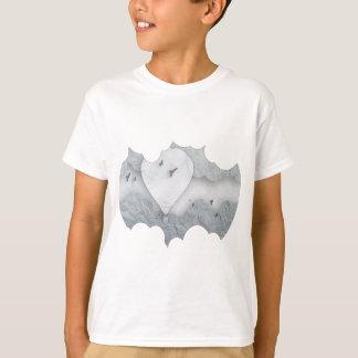 Globos de papel camiseta