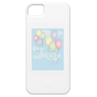 Globos del cumpleaños iPhone 5 protector