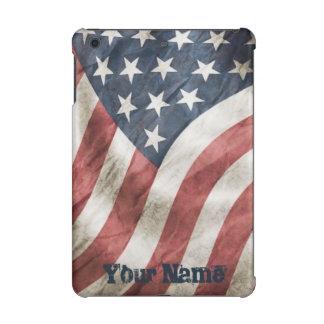 Gloria retra del vintage de la bandera de los