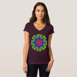 Glyph asombroso de los espectros camiseta