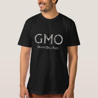 GMO - tallrik del en del på de Döden Camiseta