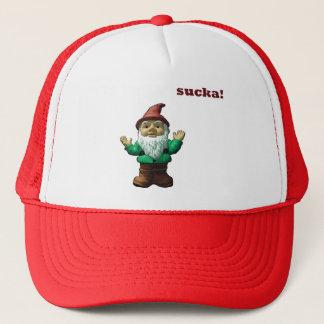 gnomester gorra de camionero