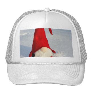 Gnomo escandinavo del navidad gorra