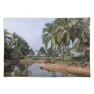 Goa la India Salvamanteles